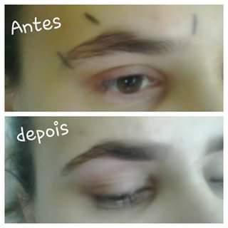 Designer de sobrancelhas manicure e pedicure designer de sobrancelhas maquiador(a) micropigmentador(a)