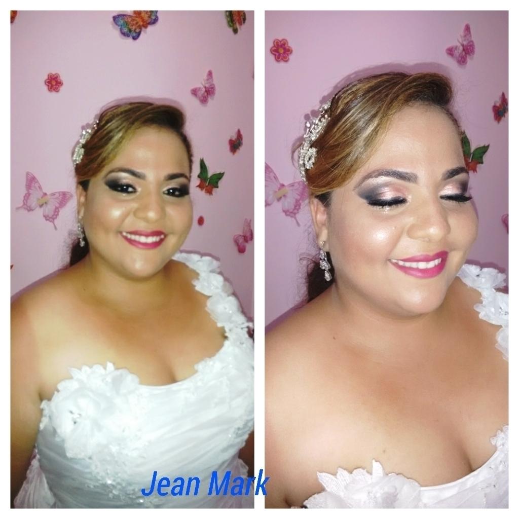 Maquiagem noiva maquiador(a)