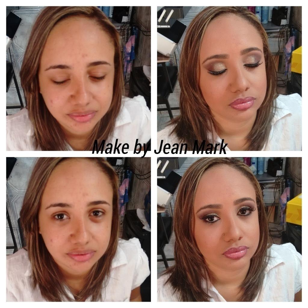 Maquiagem Madrinha de casamento maquiador(a)