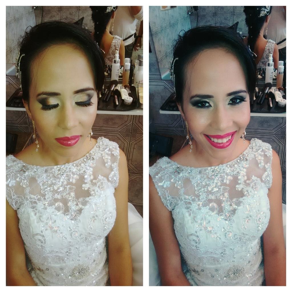 Maquiagem noiva noivinha, casamento, madrinha, festa, noiva maquiagem  maquiador(a)