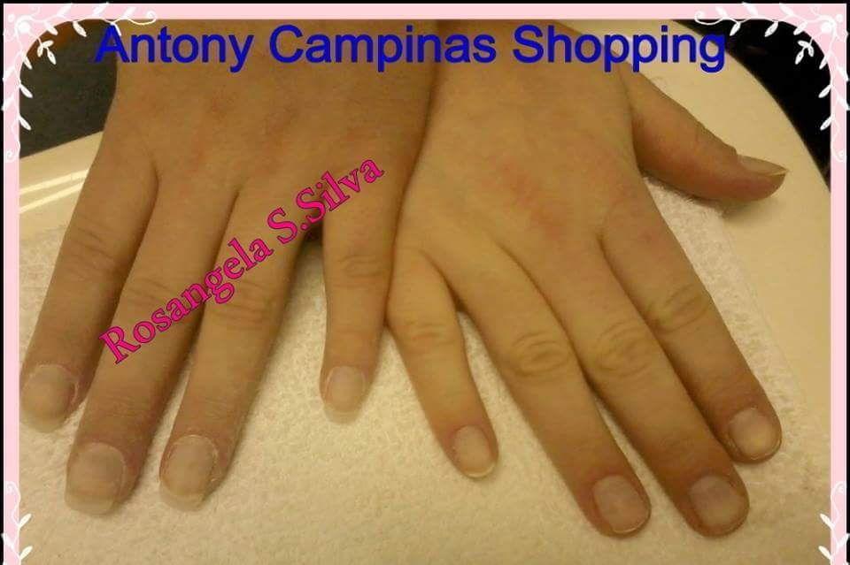 Unhas Acrilicas manicure e pedicure