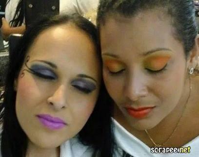 maquiagem Mas um dos meus trabalhos maquiador(a) auxiliar cabeleireiro(a)