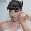 Maquiagem de Noiva O trabalho de uma maquiadora pra mim é investigar o máximo o que a cliente espera, quer e gosta.