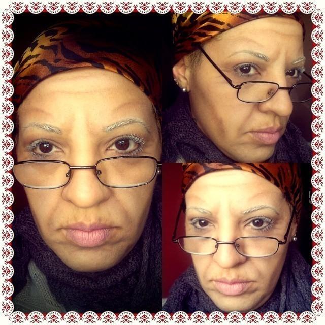 Envelhecimento maquiador(a)