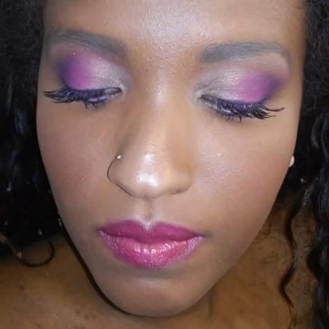 Make para colação de grau festa, noite, simples, esfumado maquiagem  maquiador(a)