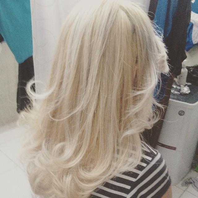 platinado, ombre hair, degrade cabelo  cabeleireiro(a) cabeleireiro(a)