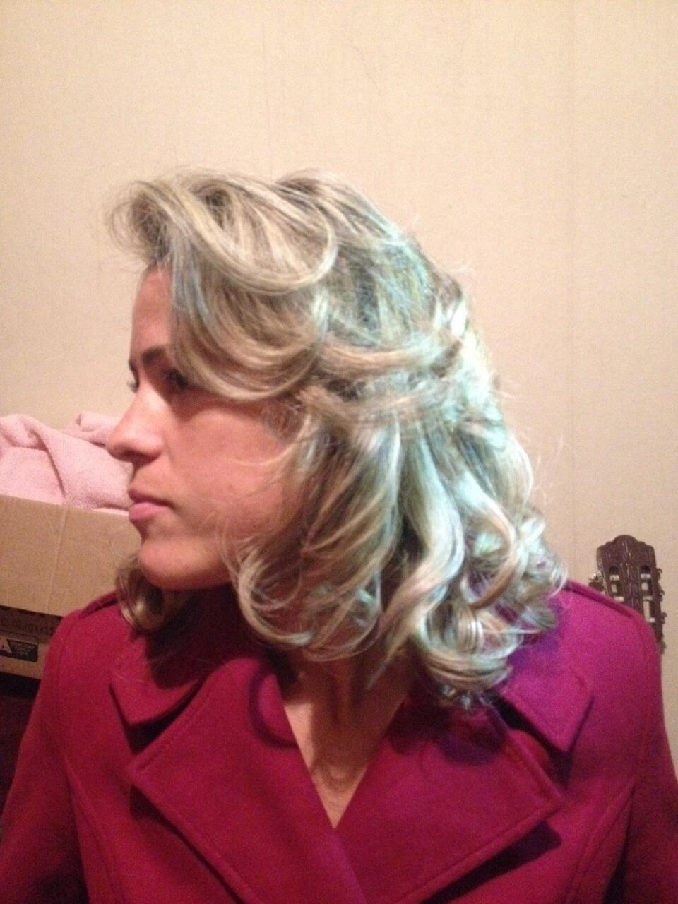 reconstrução, madrinha, festa, formatura, ombre hair cabelo  cabeleireiro(a) cabeleireiro(a)