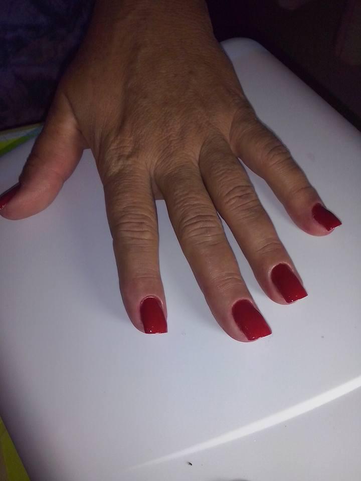 Acrygel Acrygel e esmaltadas manicure e pedicure