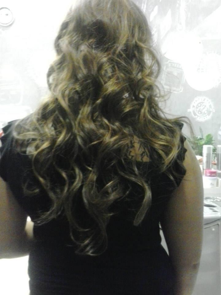 Babyliss Salão My look recepcionista auxiliar cabeleireiro(a)