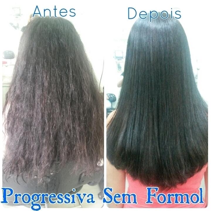 Progressiva Sem Formol cabeleireiro(a) maquiador(a) depilador(a)