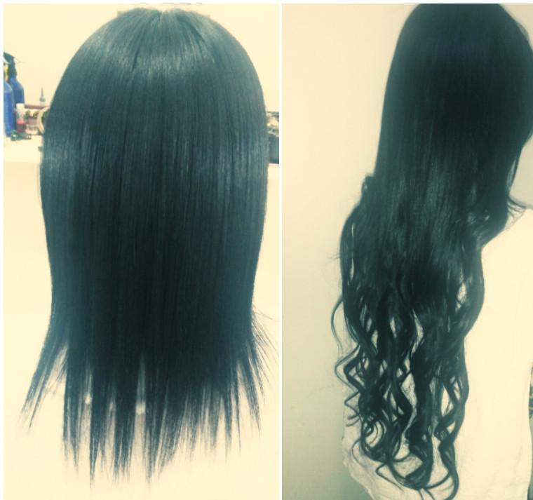 Alongamento  cabeleireiro(a)