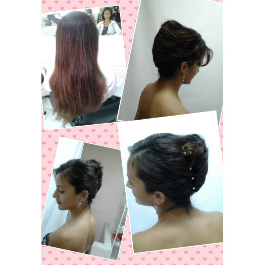 Penteado cabeleireiro(a) maquiador(a) depilador(a)