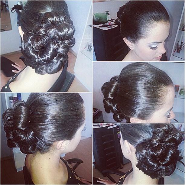 coque, flores, penteado, noiva, casamento cabelo  maquiador(a) manicure e pedicure designer de sobrancelhas auxiliar cabeleireiro(a)