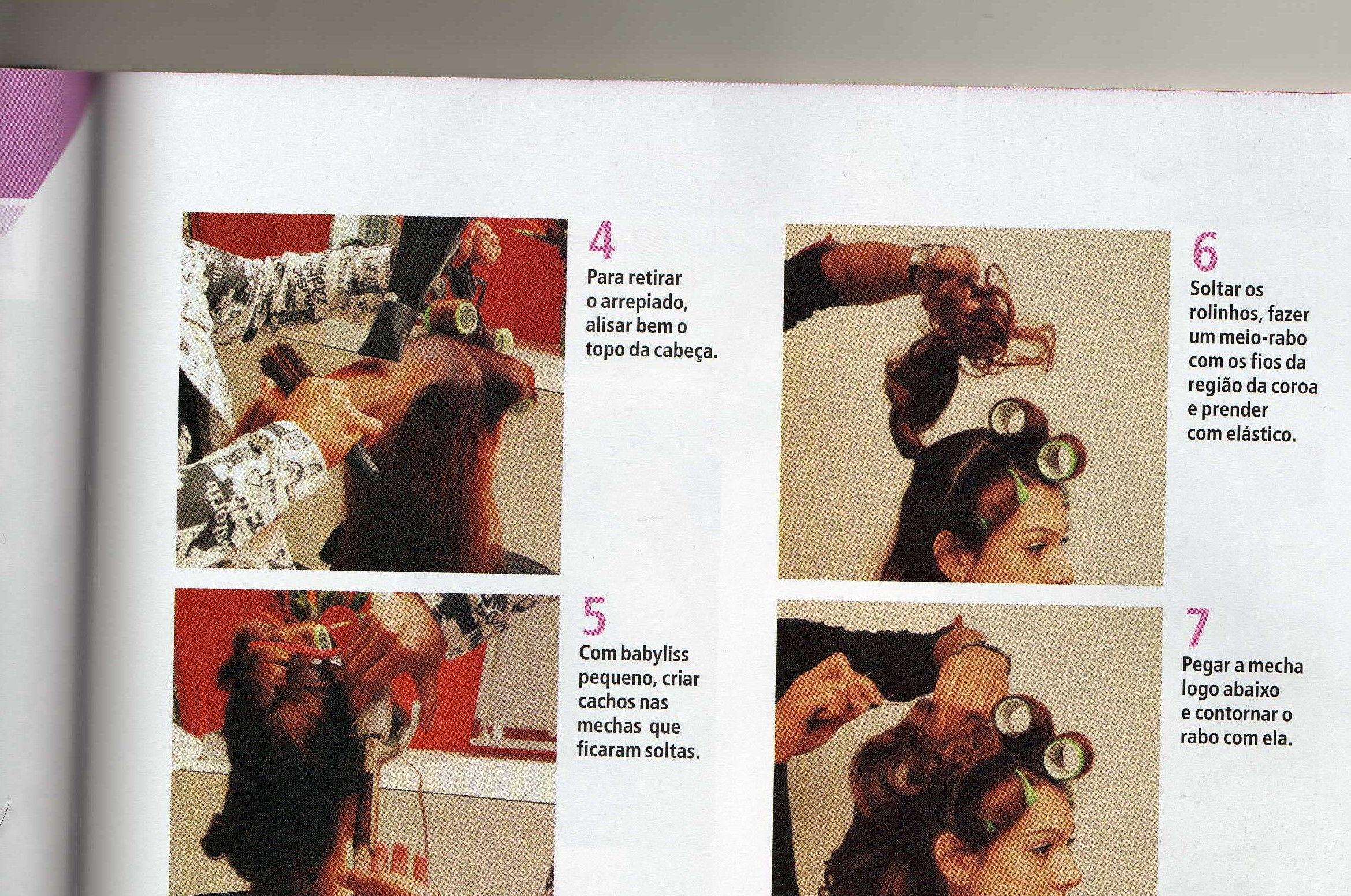 preparação do penteado cabeleireiro(a) docente / professor(a) maquiador(a) stylist /visagista