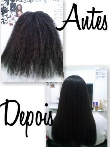 Escova Progressiva Sem Formol cabeleireiro(a) manicure e pedicure maquiador(a)