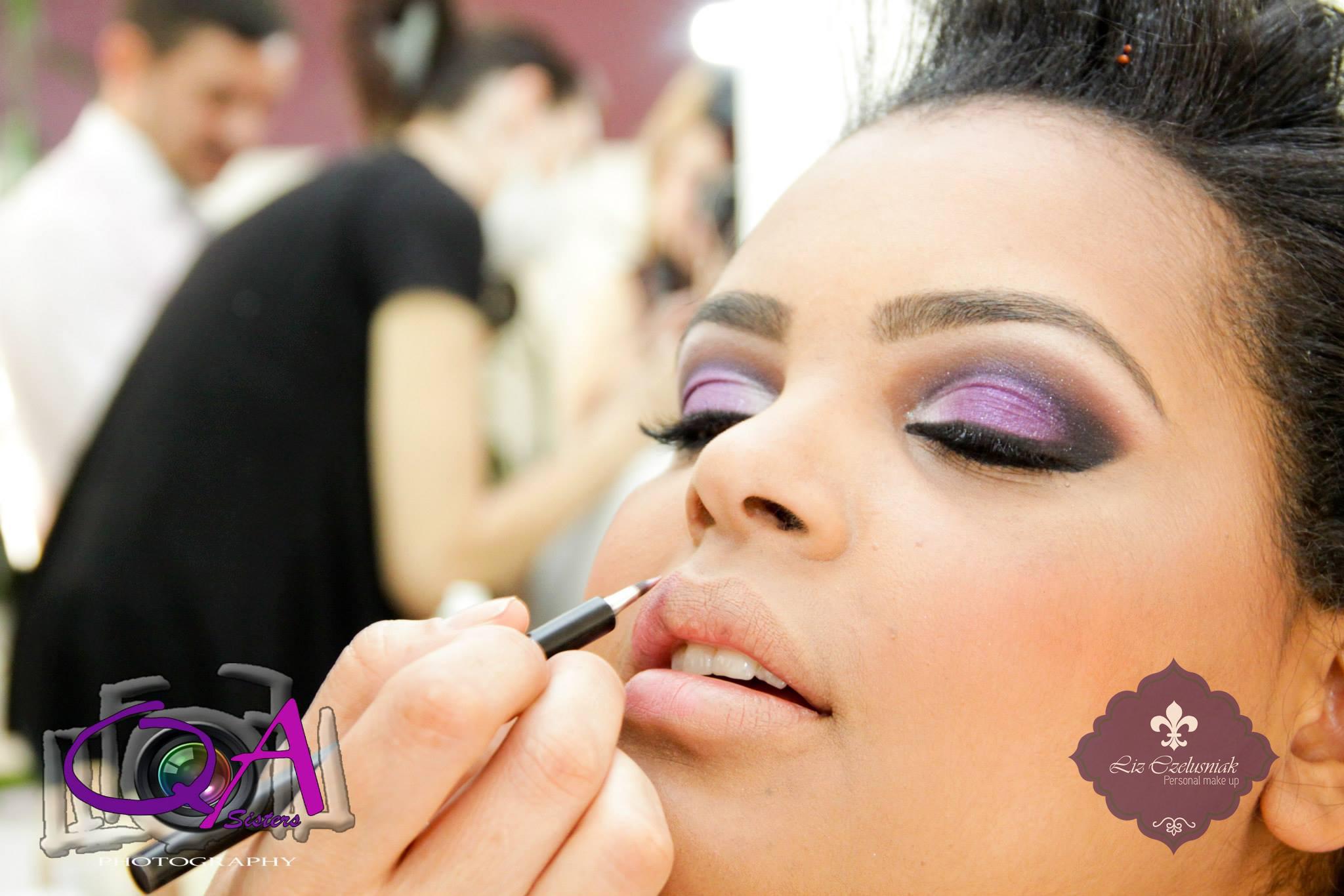 Noiva - Make by Liz Czelusniak Making of#Make#Noiva#Casamento#by#LizCzelusniak noiva, casamento, festa, balada, dia e noite maquiagem  maquiador(a) cabeleireiro(a) designer de sobrancelhas