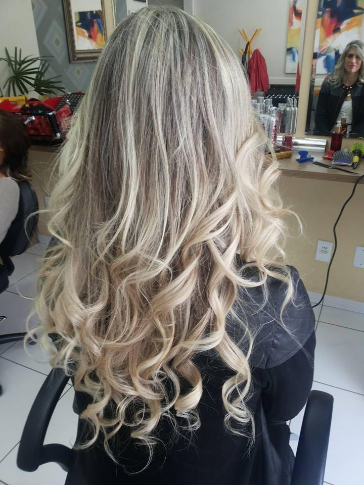 LOIRAS PERFEITAS by Luxuss Dei Capelli - 4427 95 47 ombre hair, escova, dia-a-dia, festa, casamento cabelo  cabeleireiro(a)