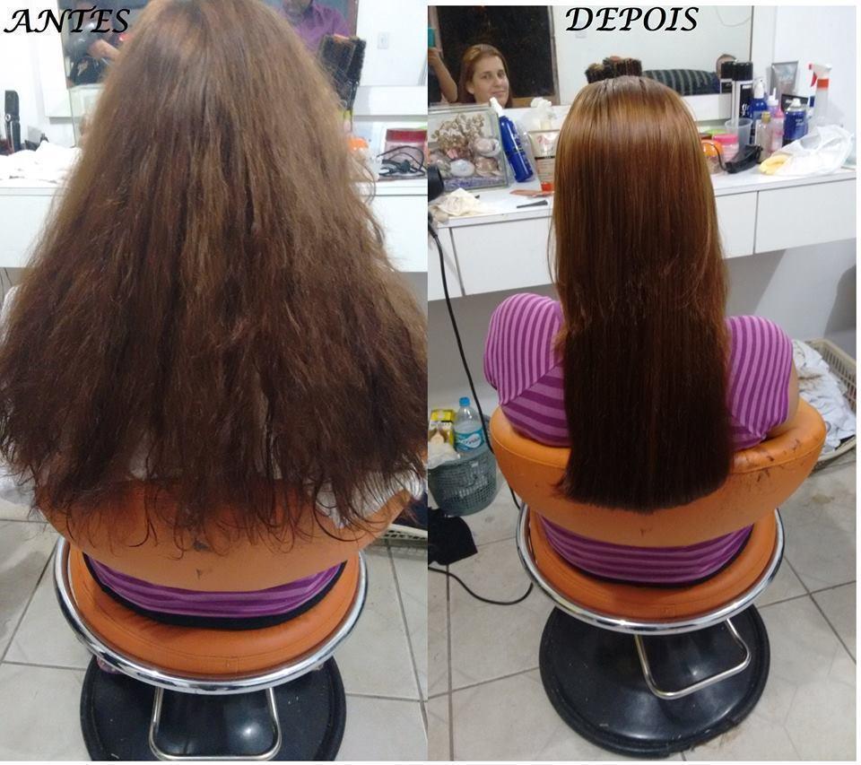 Condicionamento termico antes e depois cabeleireiro(a)