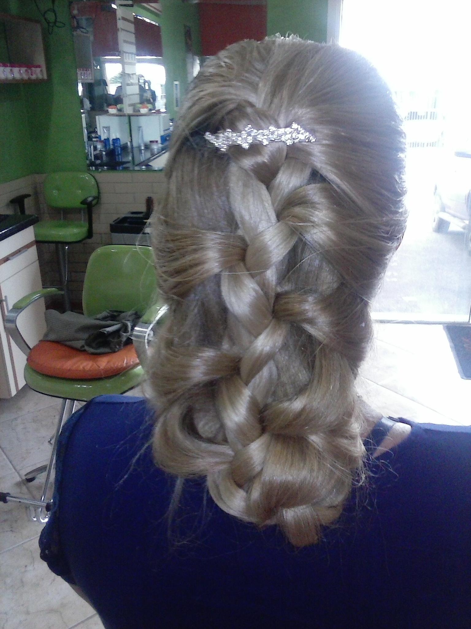 trança argola cabeleireiro(a)