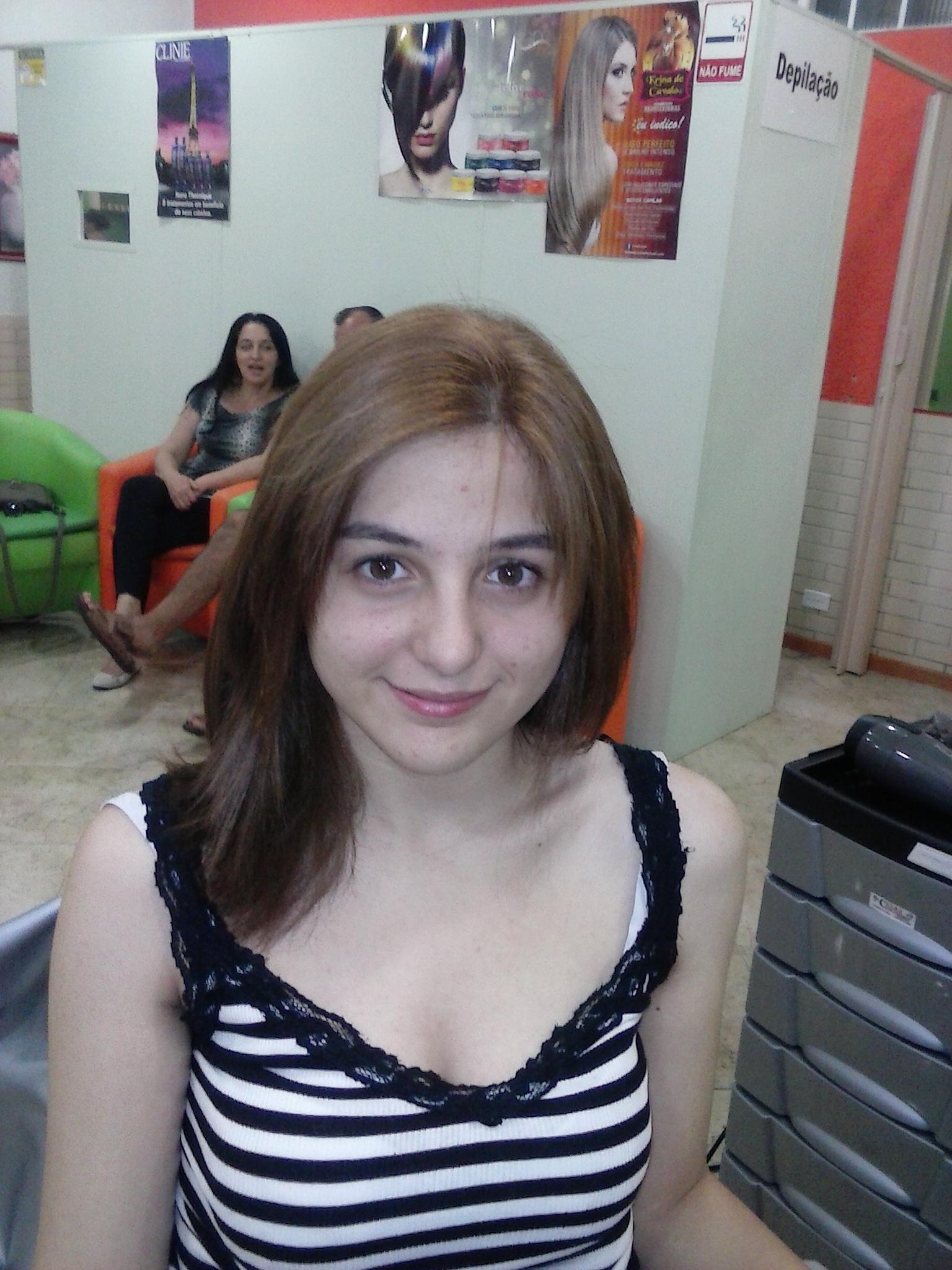corte e coloração cabeleireiro(a)