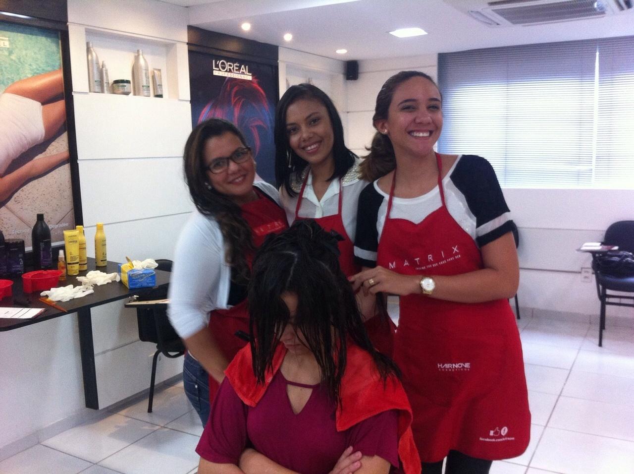 Conhecimento nunca é demais! cabelo maquiador(a) designer de sobrancelhas cabeleireiro(a)