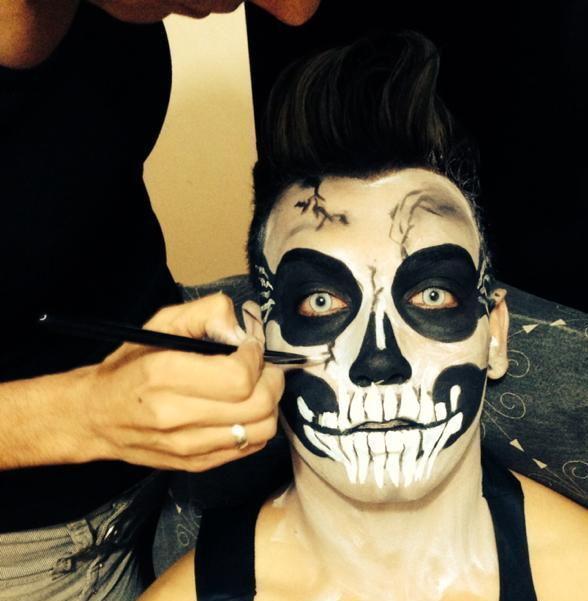 Make tematica maquiador(a) escovista depilador(a) designer de sobrancelhas micropigmentador(a)