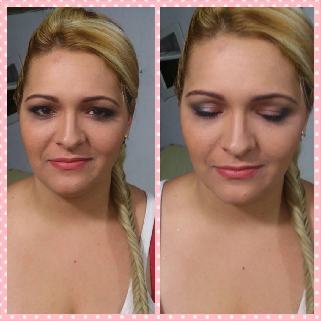 Maquiagem dia (madrinha de casamento) maquiador(a) esteticista