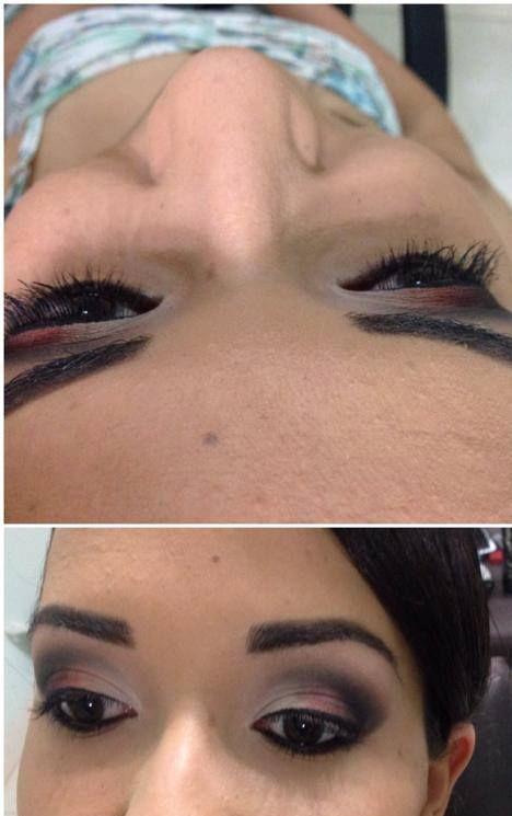 Makes  esteticista depilador(a) designer de sobrancelhas cabeleireiro(a) massoterapeuta maquiador(a)
