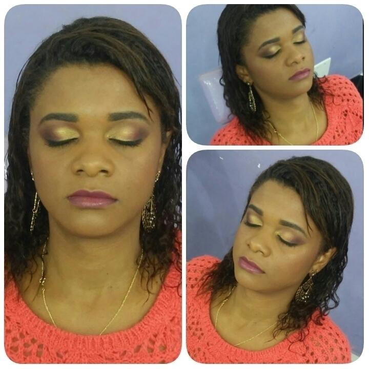 Maquiagem Pele Negra maquiador(a) designer de sobrancelhas