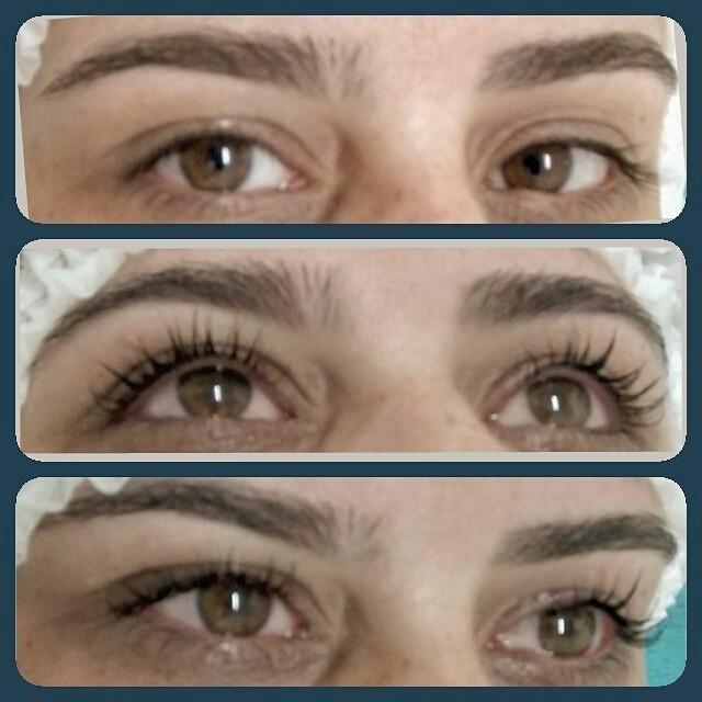 Permanente e tintura preta de cílios dermopigmentador(a) esteticista designer de sobrancelhas micropigmentador(a) consultor(a) de estetica