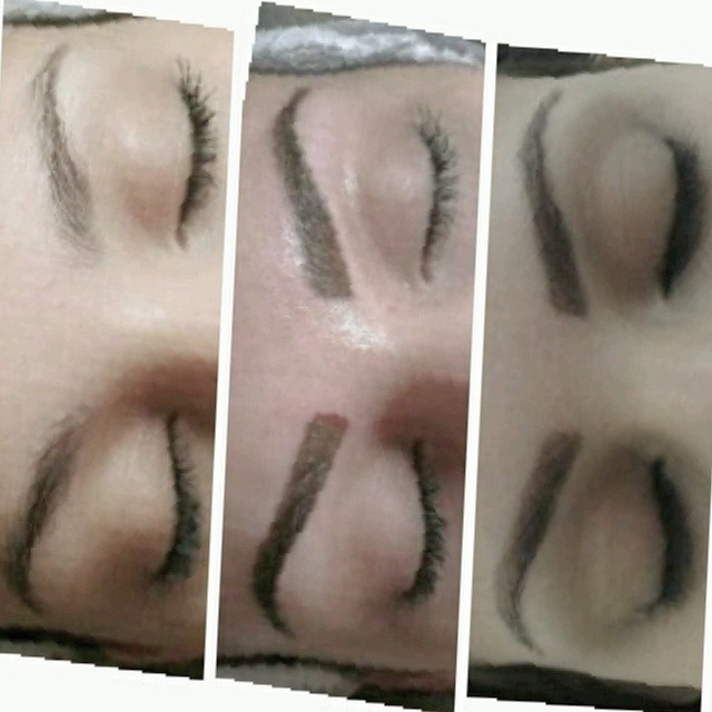 Micropigmentação de Sobrancelhas dermopigmentador(a) esteticista designer de sobrancelhas micropigmentador(a) consultor(a) de estetica