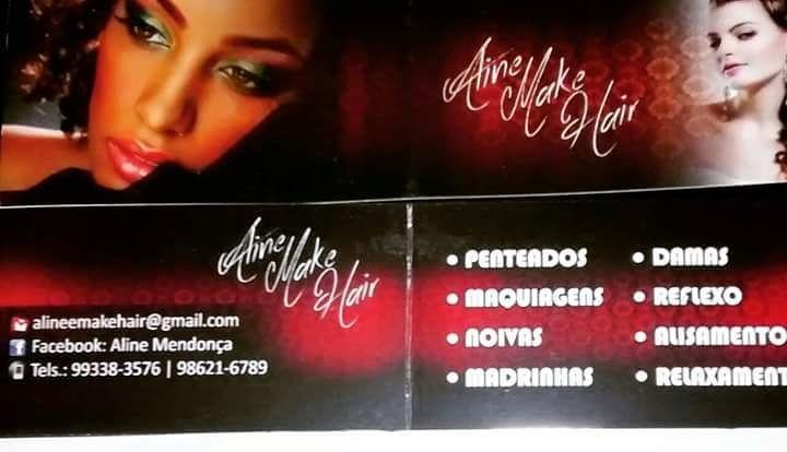 Atendimento em a domicílio Hotel, Noivas Madrinhas Debutantes... Sou cabeleireira e maquiadora.. maquiador(a) cabeleireiro(a)