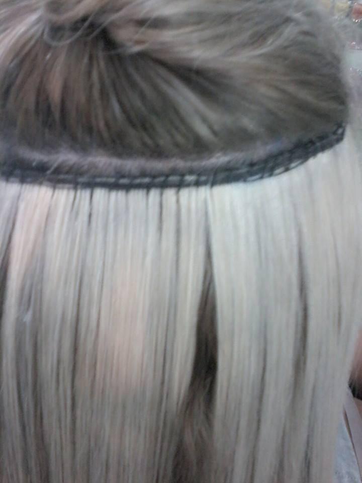 mega hair tecnica de redinha ou rede com ponto a ponto. visagista