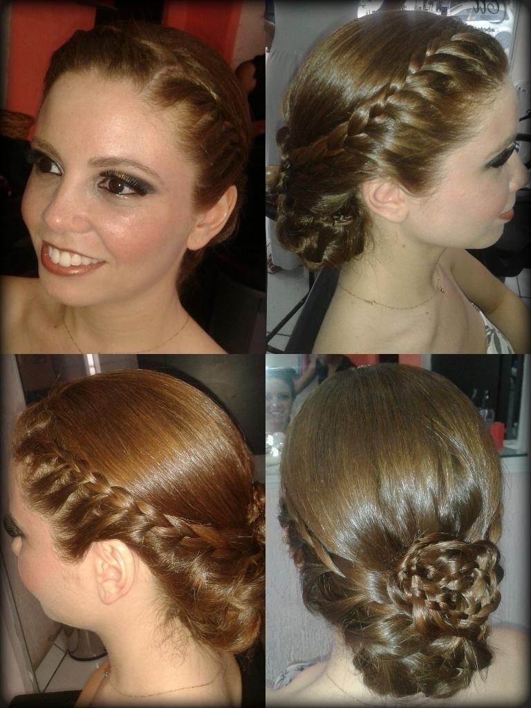 alguns penteados cabeleireiro(a)