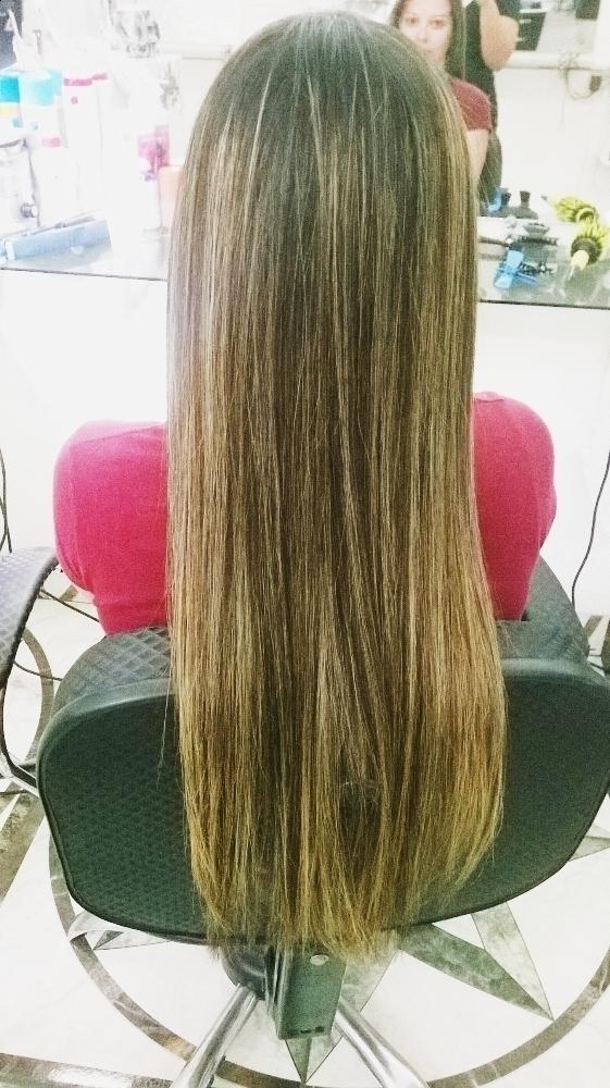 cabelinho*__* cabeleireiro(a)