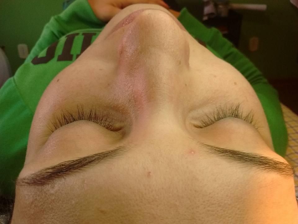 Fotos de trabalhos Colocação de cílios fio a fio! massoterapeuta esteticista micropigmentador(a) depilador(a) designer de sobrancelhas maquiador(a) outros