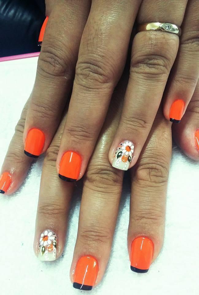 Bellas unhas toda mulher merece decorada, francesinha, festa, dia-a-dia unhas  manicure e pedicure