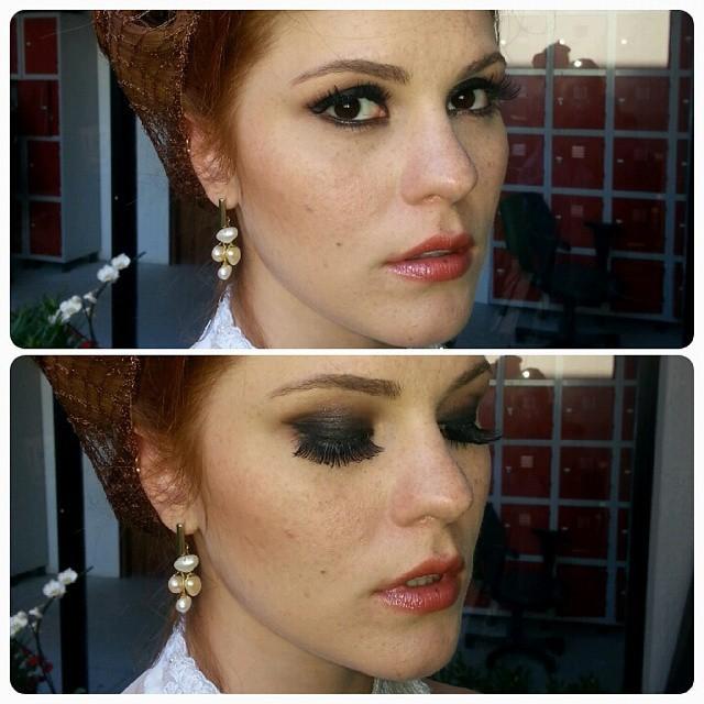 Noivas maquiador(a) cabeleireiro(a)