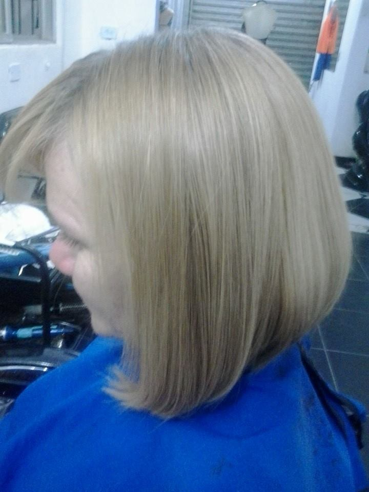 corte channel de bico cabeleireiro(a) auxiliar cabeleireiro(a)