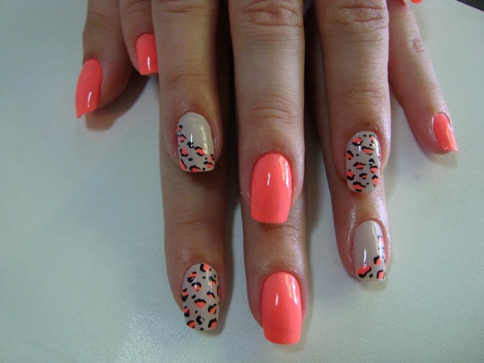 unhas decoradas, neon unhas  manicure e pedicure