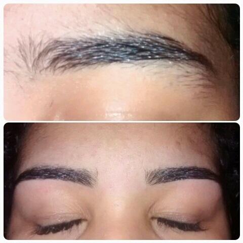 designer de sobrancelhas auxiliar cabeleireiro(a) escovista
