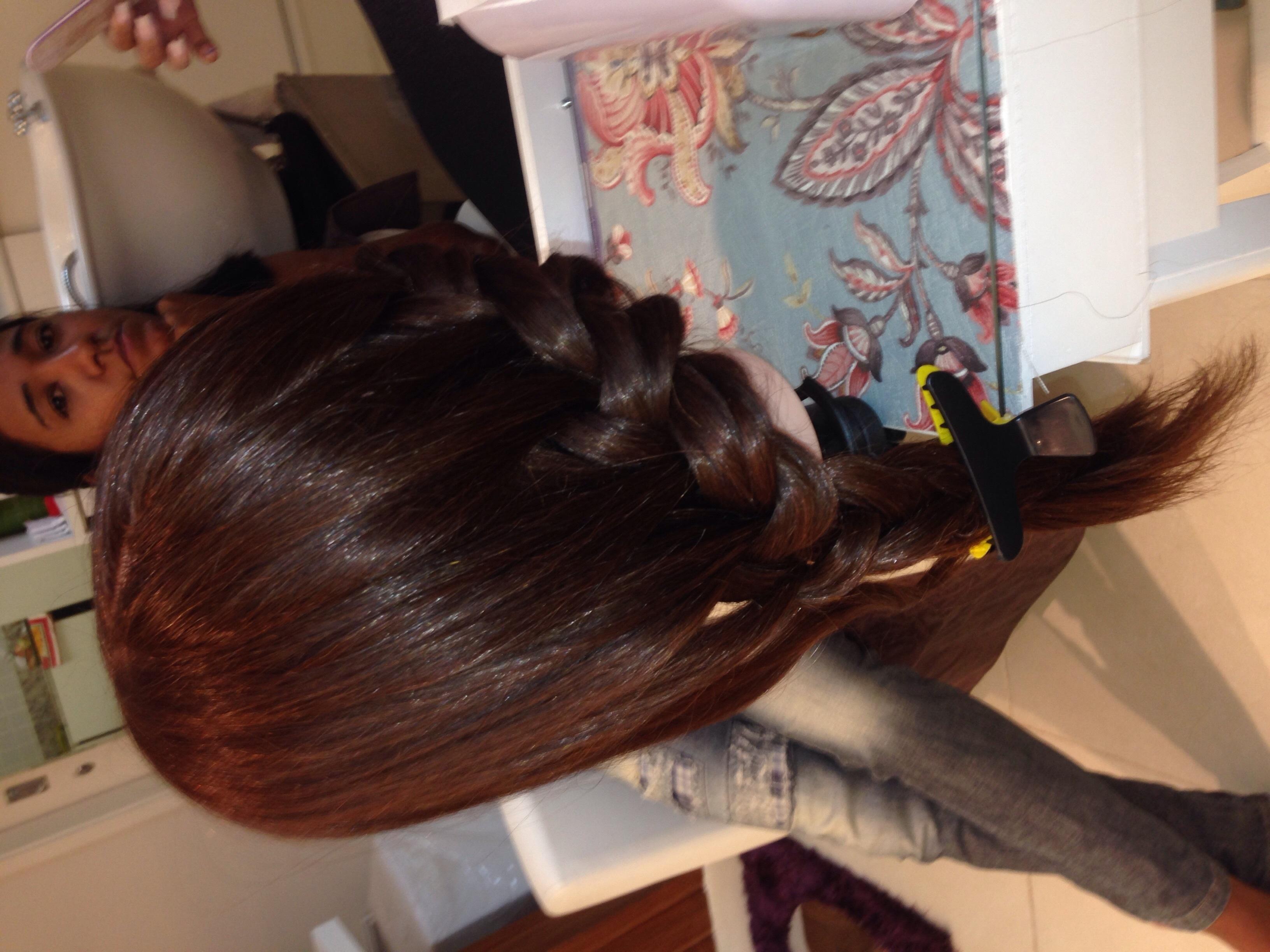 Tranca lateral cabeleireiro(a) auxiliar cabeleireiro(a)