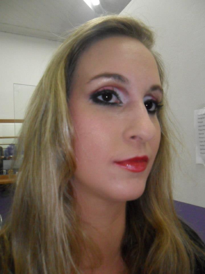 Maquiagem jessica rabit  maquiador(a)