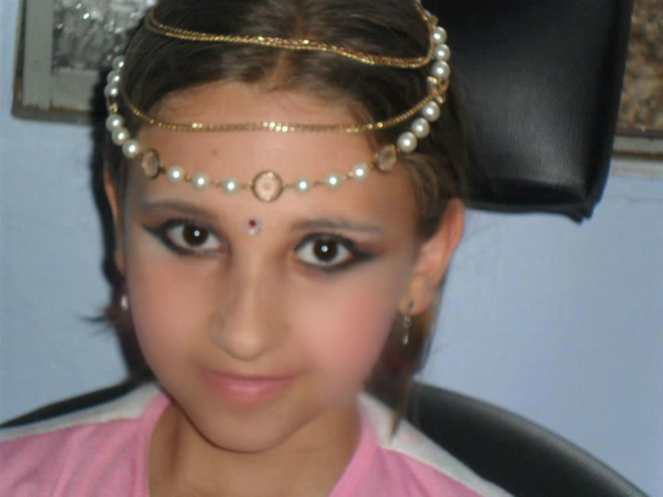 Maquiagem  indiana maquiador(a)