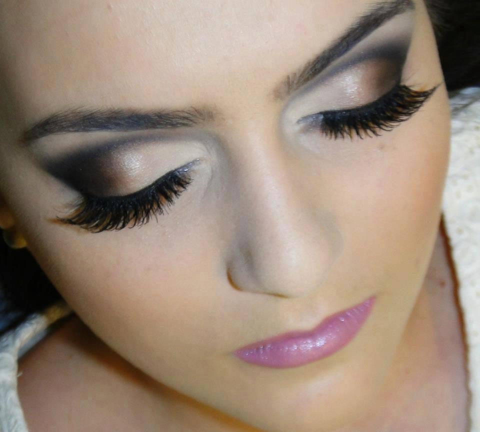esfumado marrom, noite, casamento, formatura maquiagem  maquiador(a)