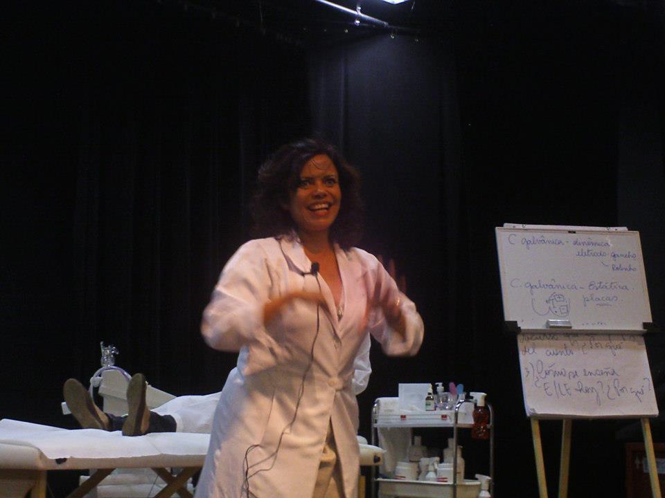 fisioterapeuta esteticista docente / professor(a)