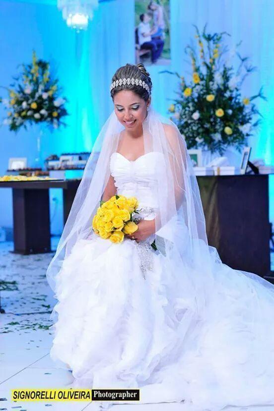 Produção de noiva #noivas #glamour cabeleireiro(a)