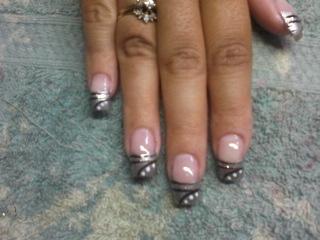 Desenho 4 manicure e pedicure