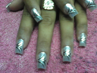 desenho 25 manicure e pedicure