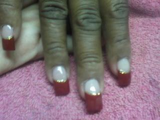 desenho 30 manicure e pedicure